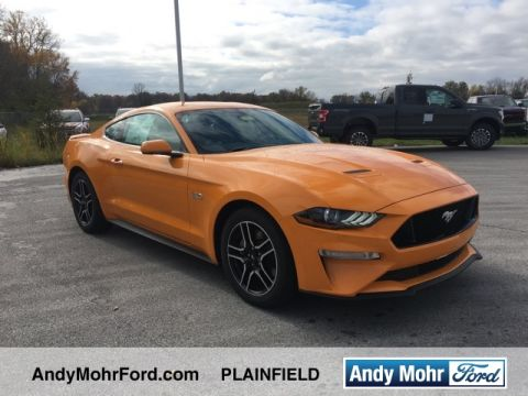 New Ford Mustang GT