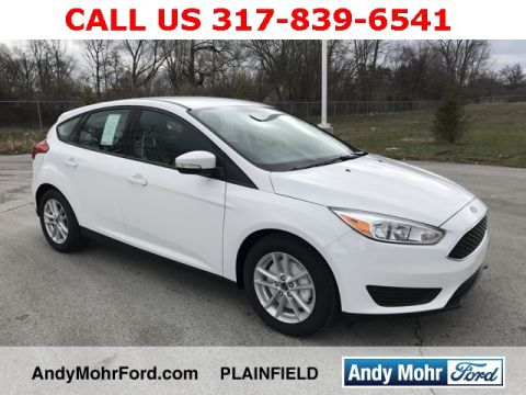 New 2018 ford focus se for sale c18449 plainfield in andy mohr ford new 2018 ford focus se fandeluxe Images