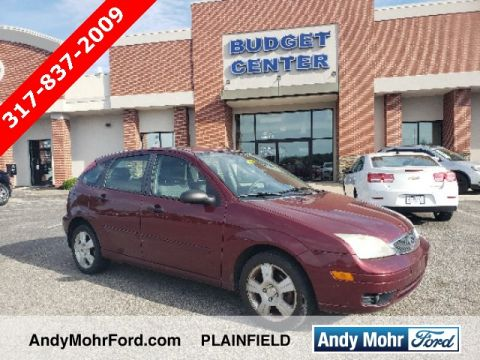 Pre-Owned 2006 Ford Focus ZX5