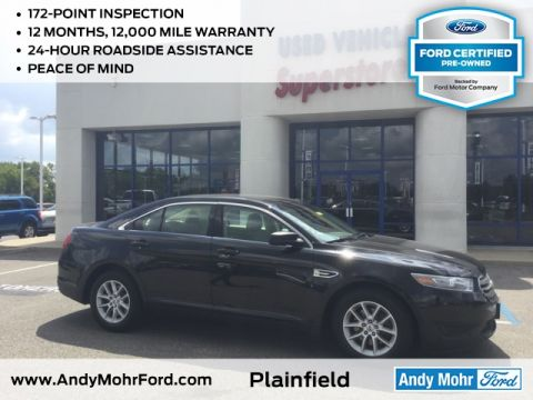 Certified Used Ford Taurus SE