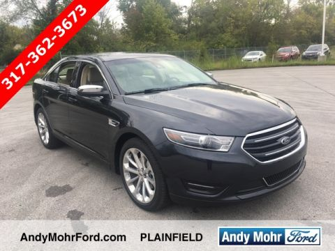 New Ford Taurus Limited