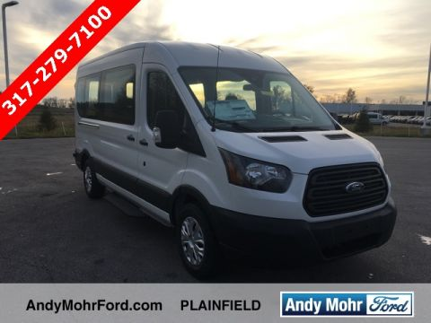 New Ford Transit-250 XL