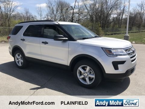 New 2018 Ford Explorer Base