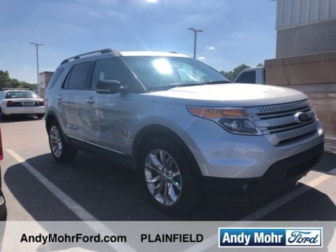 Used ford explorer suvs certified pre owned 2014 ford explorer xlt fandeluxe Images