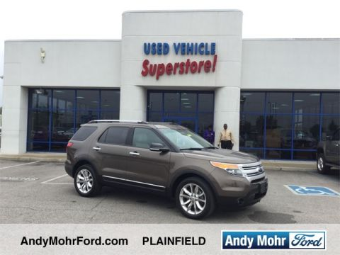 Used ford explorer suvs certified pre owned 2015 ford explorer xlt fandeluxe Images