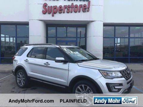 Ford certified pre owned plainfield in andy mohr ford certified used ford explorer limited fandeluxe Images