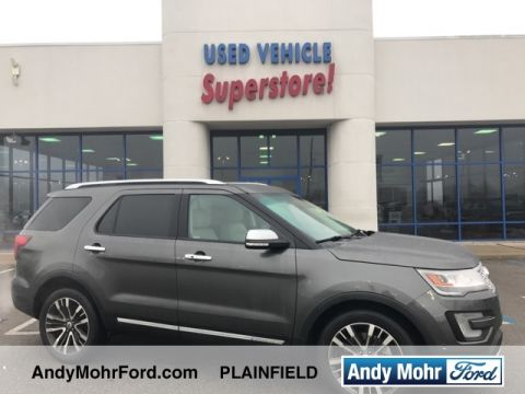 Certified Used Ford Explorer Platinum