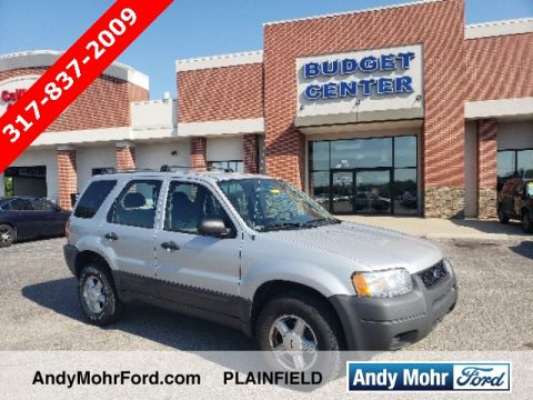 Pre-Owned 2004 Ford Escape XLS