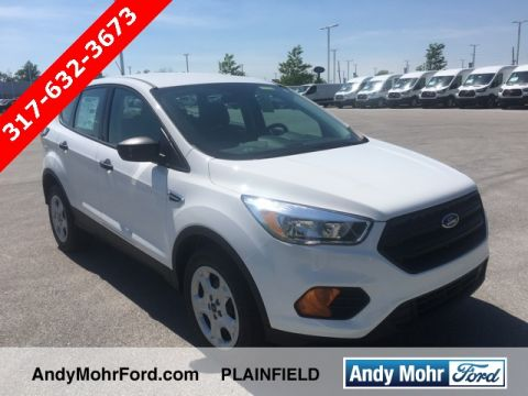 2017 Ford Escape S