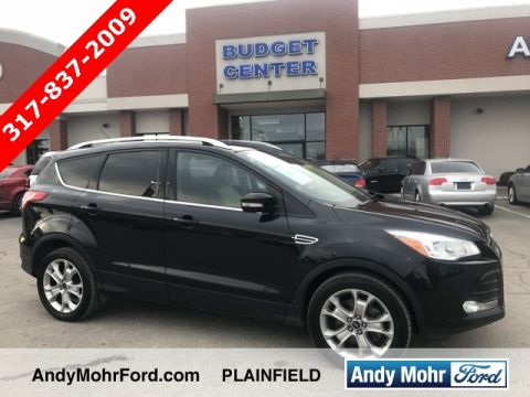 Used vehicle specials and sales plainfield andy mohr ford used ford escape titanium fandeluxe Images