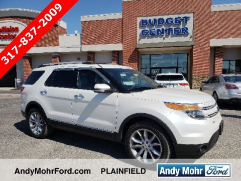 Used ford explorer suvs pre owned 2012 ford explorer limited fandeluxe Images