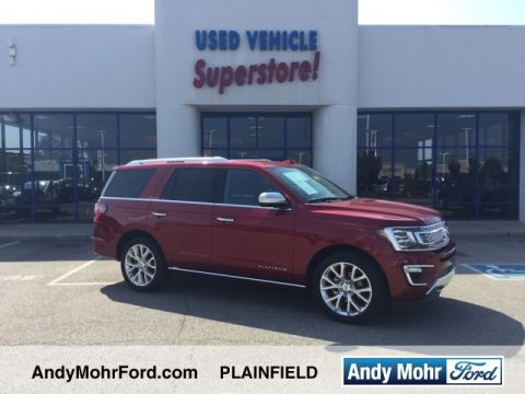 Certified Pre-Owned 2018 Ford Expedition Platinum