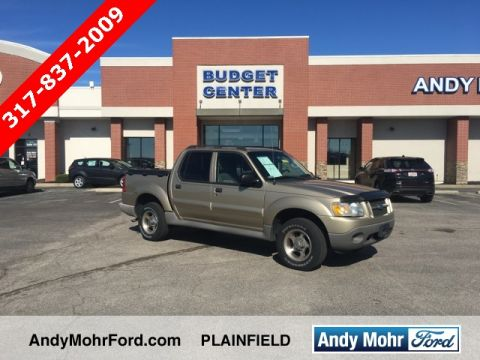 Used Ford Explorer Sport Trac XLS