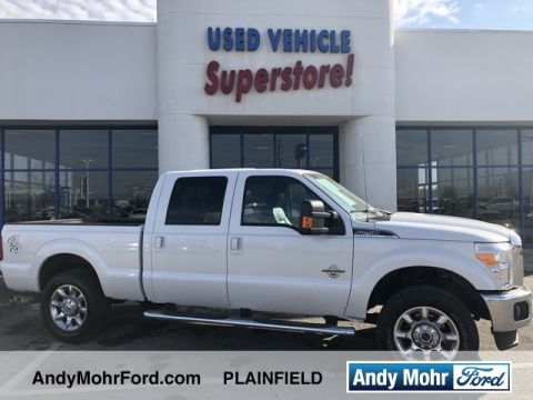 Certified Used Ford F-250SD Lariat