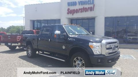 2016 Ford F-350SD Platinum