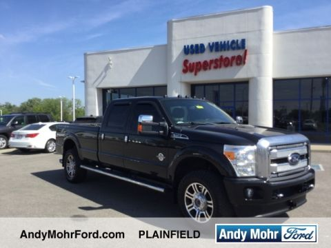 2015 Ford F-350SD Platinum