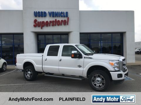 Certified Pre-Owned 2016 Ford F-350SD Platinum