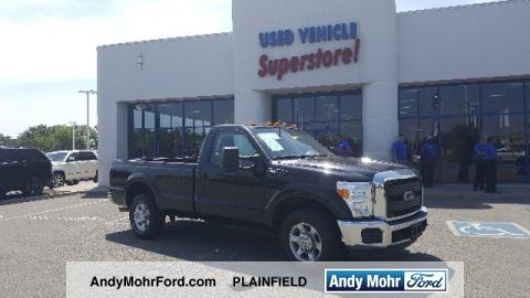 Certified Pre-Owned 2016 Ford F-250SD XLT
