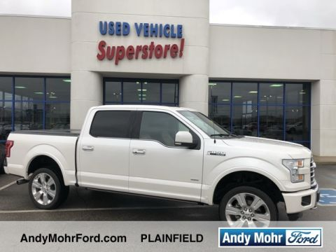 Certified Used Ford F-150 Limited