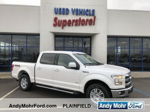 Certified Used Ford F-150 Lariat