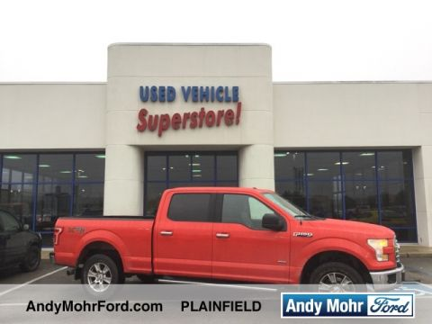 Certified Used Ford F-150 XLT