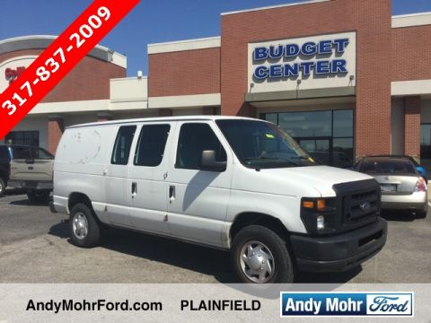 Used Ford E-250 Commercial