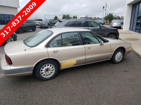 Pre-Owned 1998 Oldsmobile Eighty-Eight Base