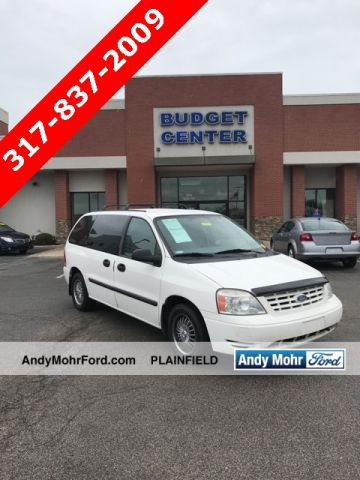 Used Ford Freestar S