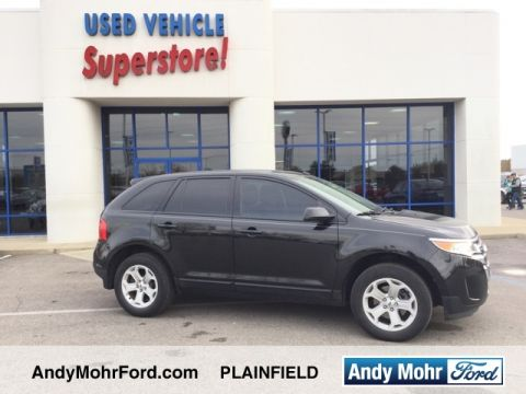 Used vehicle specials and sales plainfield andy mohr ford certified used ford edge sel fandeluxe Images