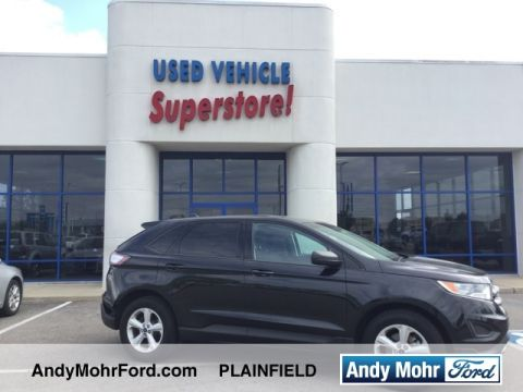 Certified Used Ford Edge SE