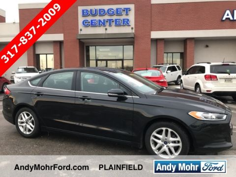 Used cars under 10k plainfield in andy mohr ford used ford fusion se fandeluxe Images