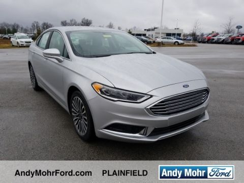 New 2018 ford fusion se 4d sedan near indianapolis c18157 andy new 2018 ford fusion se fandeluxe Images