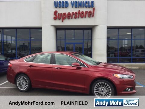 Certified Used Ford Fusion Titanium