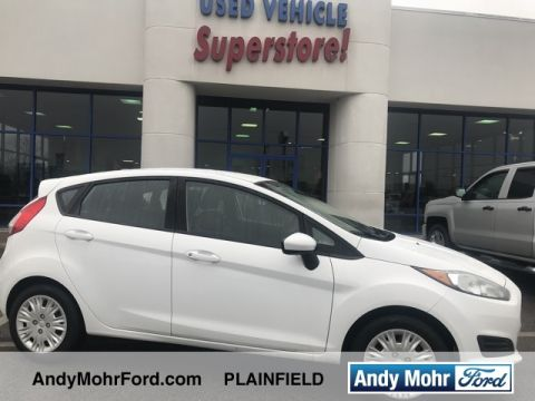 Used cars under 10k plainfield in andy mohr ford used ford fiesta s fandeluxe Images