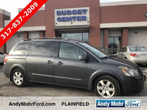Used Nissan Quest 3.5 SL