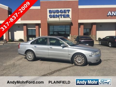 Used Volvo S80 2.5T