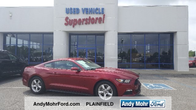 Certified used 2015 ford mustang v6 2d coupe near indianapolis certified pre owned 2015 ford mustang v6 fandeluxe Choice Image