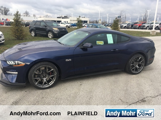 New 2018 ford mustang gt 2d coupe near indianapolis c18152 andy new 2018 ford mustang gt fandeluxe Images