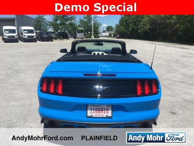 New 2017 ford mustang ecoboost premium 2d convertible near new 2017 ford mustang ecoboost premium 2d convertible near indianapolis c17767 andy mohr ford fandeluxe Image collections