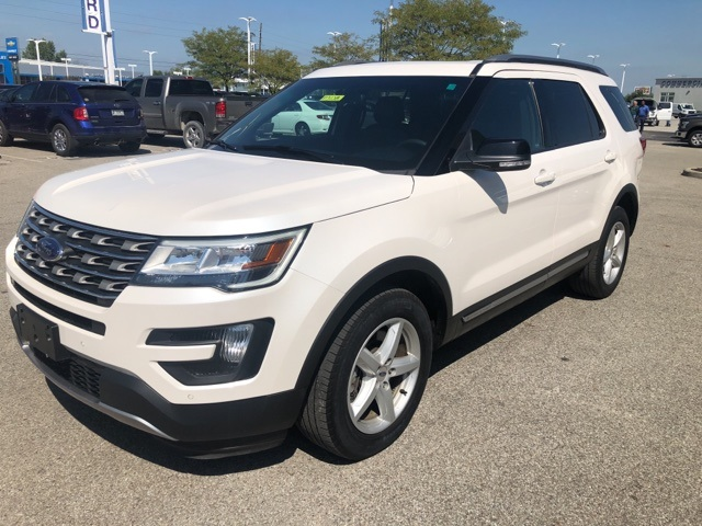 Certified used 2016 ford explorer xlt for sale p3138 plainfield in certified pre owned 2016 ford explorer xlt fandeluxe Image collections