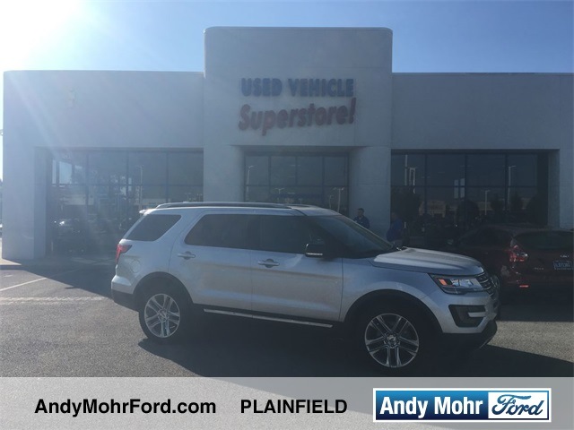 Certified used 2016 ford explorer xlt for sale plainfield in andy certified pre owned 2016 ford explorer xlt fandeluxe Image collections