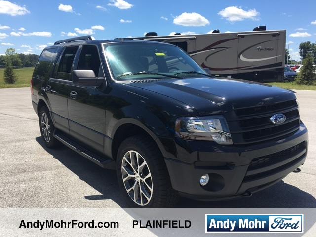 new 2017 ford expedition xl 4d sport utility near indianapolis