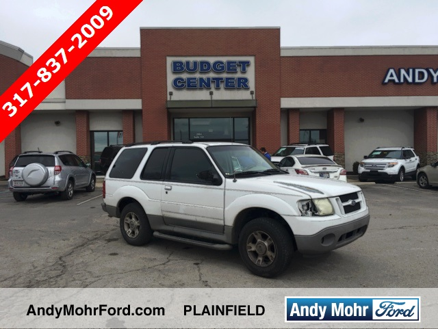 Used 2003 ford explorer sport xls 2d sport utility near indianapolis pre owned 2003 ford explorer sport xls fandeluxe Choice Image