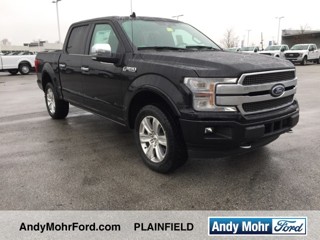 F 150 Platinum For Sale >> New 2018 Ford F 150 Platinum For Sale T30588 Plainfield In Andy