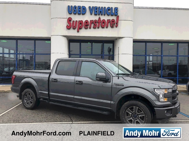 Certified used 2015 ford f 150 lariat 4d supercrew near indianapolis certified pre owned 2015 ford f 150 lariat fandeluxe Choice Image