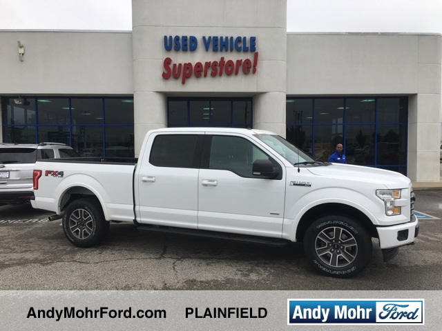 Certified used 2015 ford f 150 xlt 4d supercrew near indianapolis certified pre owned 2015 ford f 150 xlt fandeluxe Choice Image
