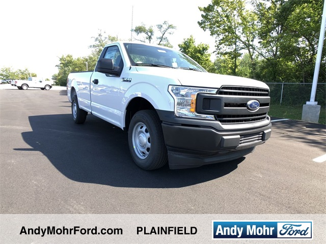 New 2018 ford f 150 xl 2d standard cab near indianapolis t30064 new 2018 ford f 150 xl fandeluxe Choice Image