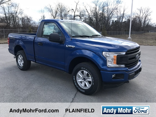 New 2018 ford f 150 xl 2d standard cab near indianapolis t29429 new 2018 ford f 150 xl fandeluxe Images
