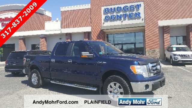 Used 2009 ford f 150 xlt 4d crew cab near indianapolis p2633 andy pre owned 2009 ford f 150 xlt fandeluxe Choice Image