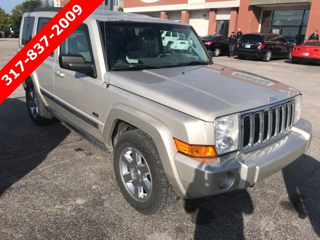 Pre Owned 2007 Jeep Commander Sport